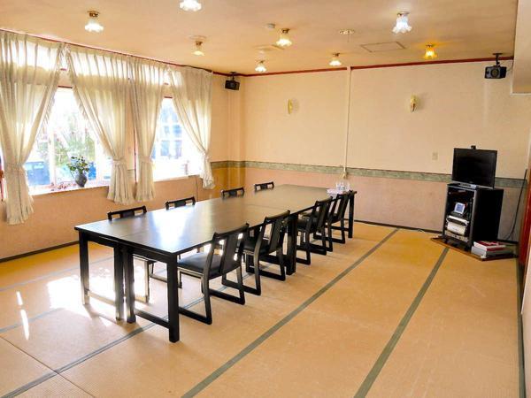 【日の出の間】『24畳』『お座席テーブル選択可』会議室可