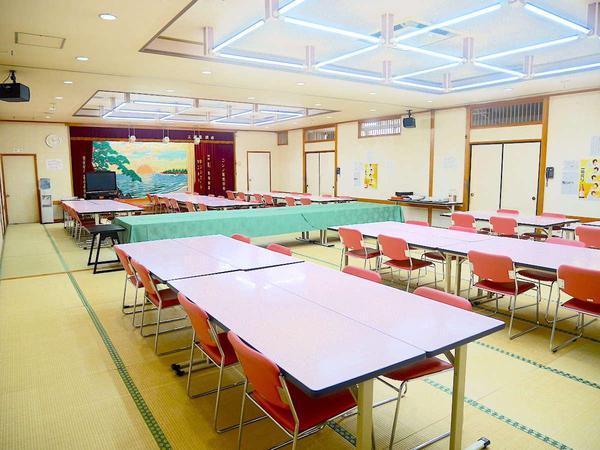 【寿・末広の間】『80畳』『お座席・テーブル選択可』『セパレート可』『会議室可』