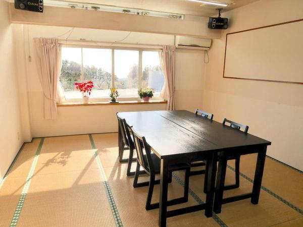 【松の間】『12畳』『お座席・テーブル選択可』『会議室可』