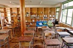 研修室の全景